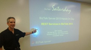 Presenting at BizTalk Saturday