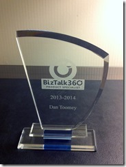BizTalk360_Award